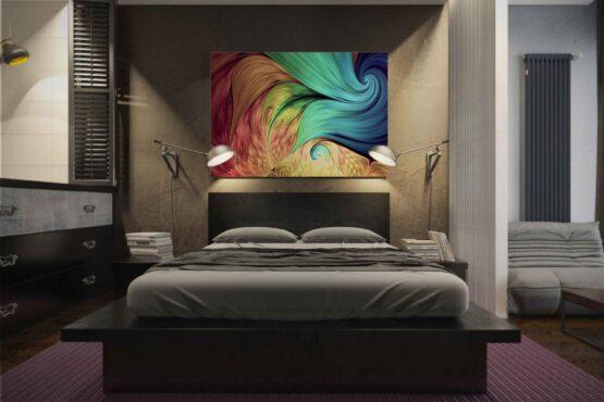 Tablouri canvas abstracte
