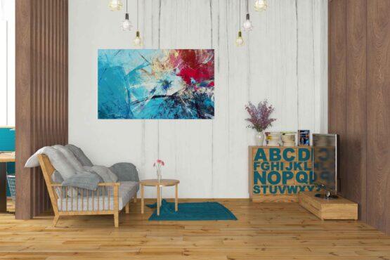 Tablouri canvas colorate
