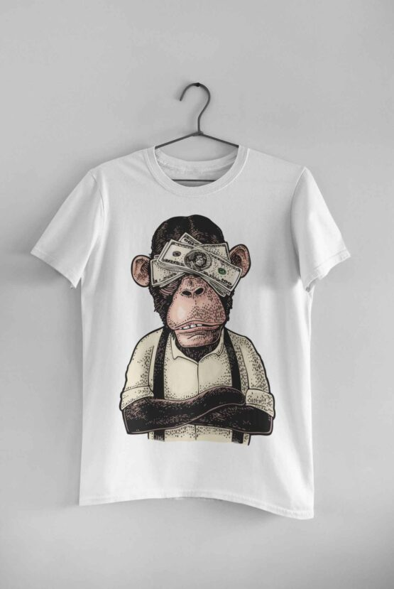 Tricou Money Monkey