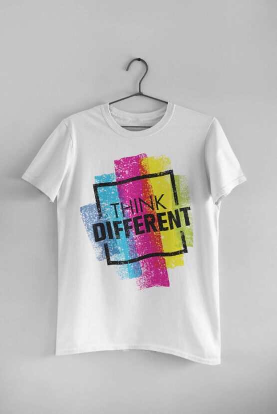 Tricou Think Different