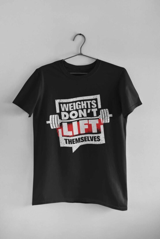 Tricou Weights Lift