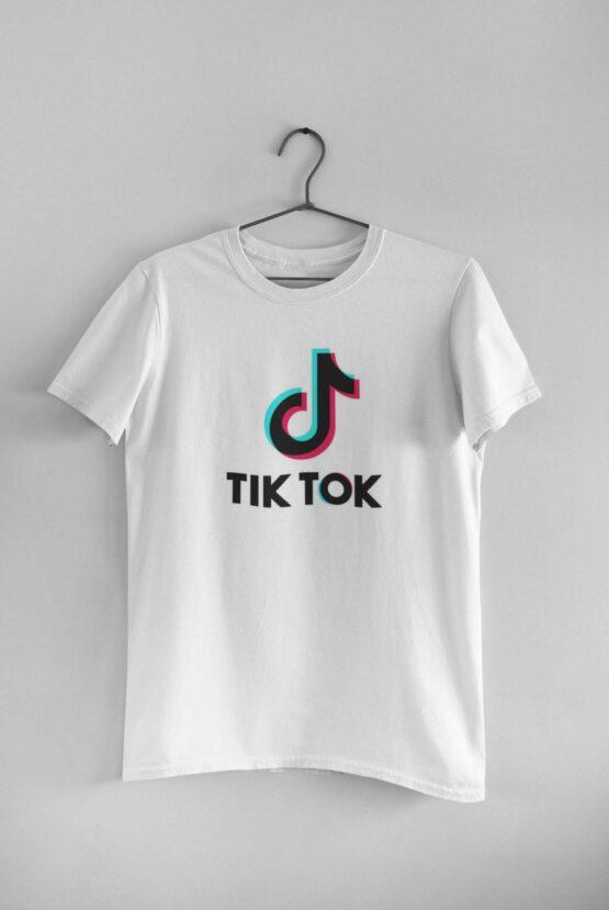 Tricou Tik Tok Clean