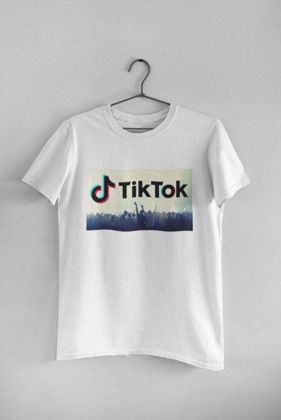 Tricou Tik Tok – Famous